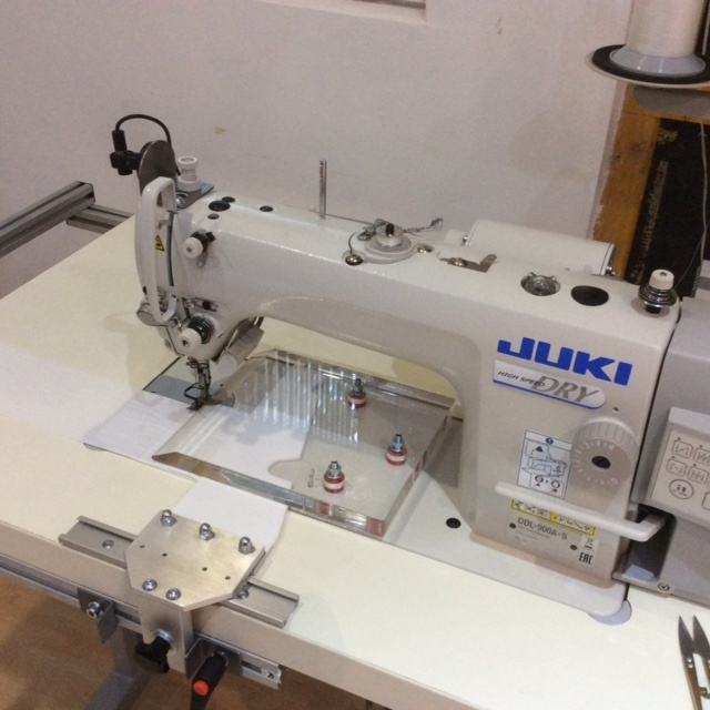Easy Sew Vertical Blind Sewing Machine Garudan Micro Pneumatics Beauteous What Is A Vertical Sewing Machine